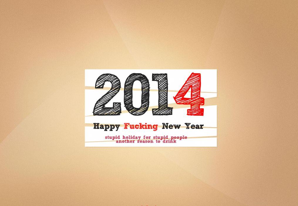 holiday new year 2014 sadic wallpaper