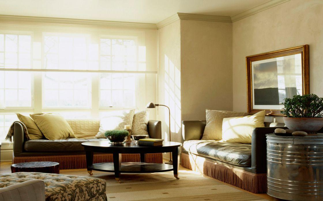 interior home design style villa wallpaper
