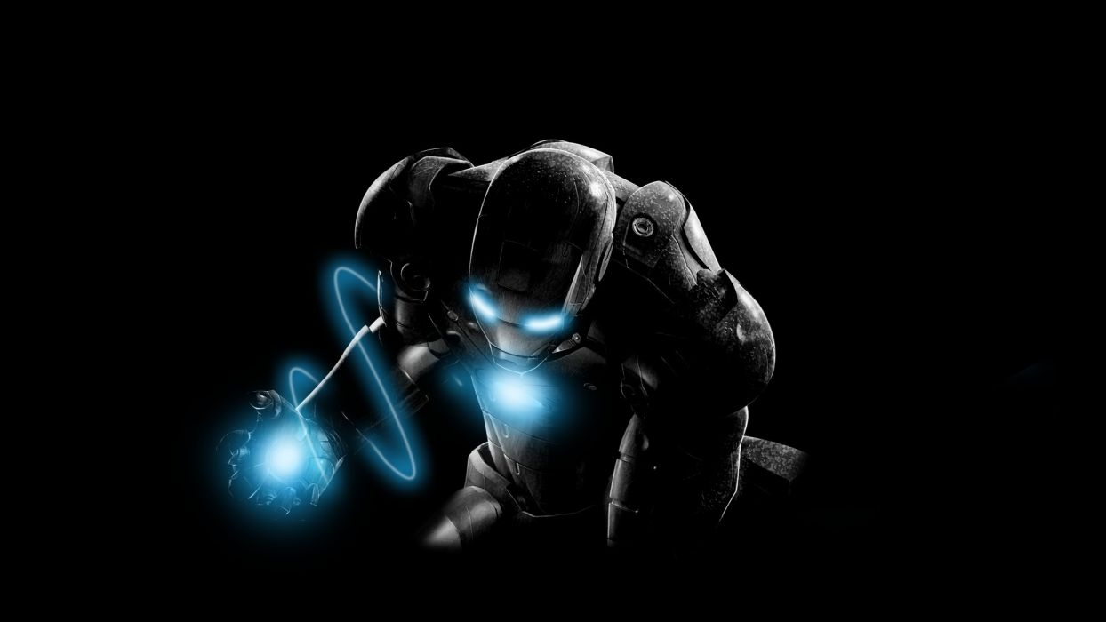 marvel comics iron man wallpaper