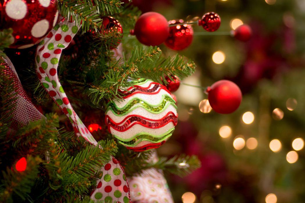 tree ornaments bead wallpaper