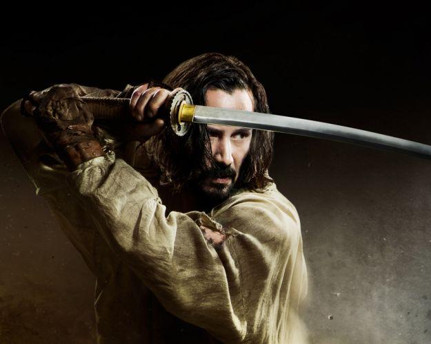 Men Keanu Reeves 47 Ronin 2013 Samurai Sabre Movies Celebrities warrior fantasy katana te wallpaper
