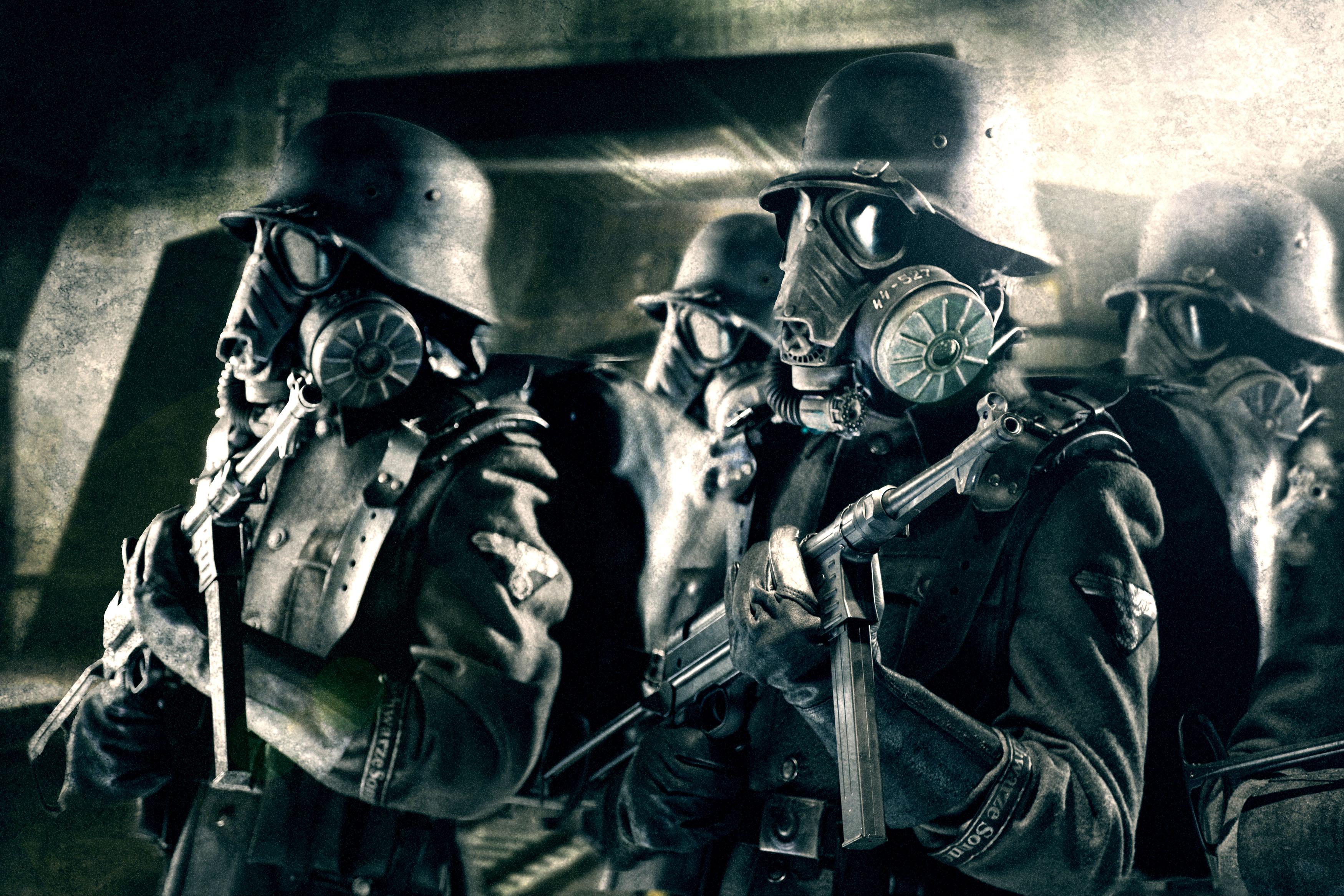 Dark Soldier Wallpaper 49137