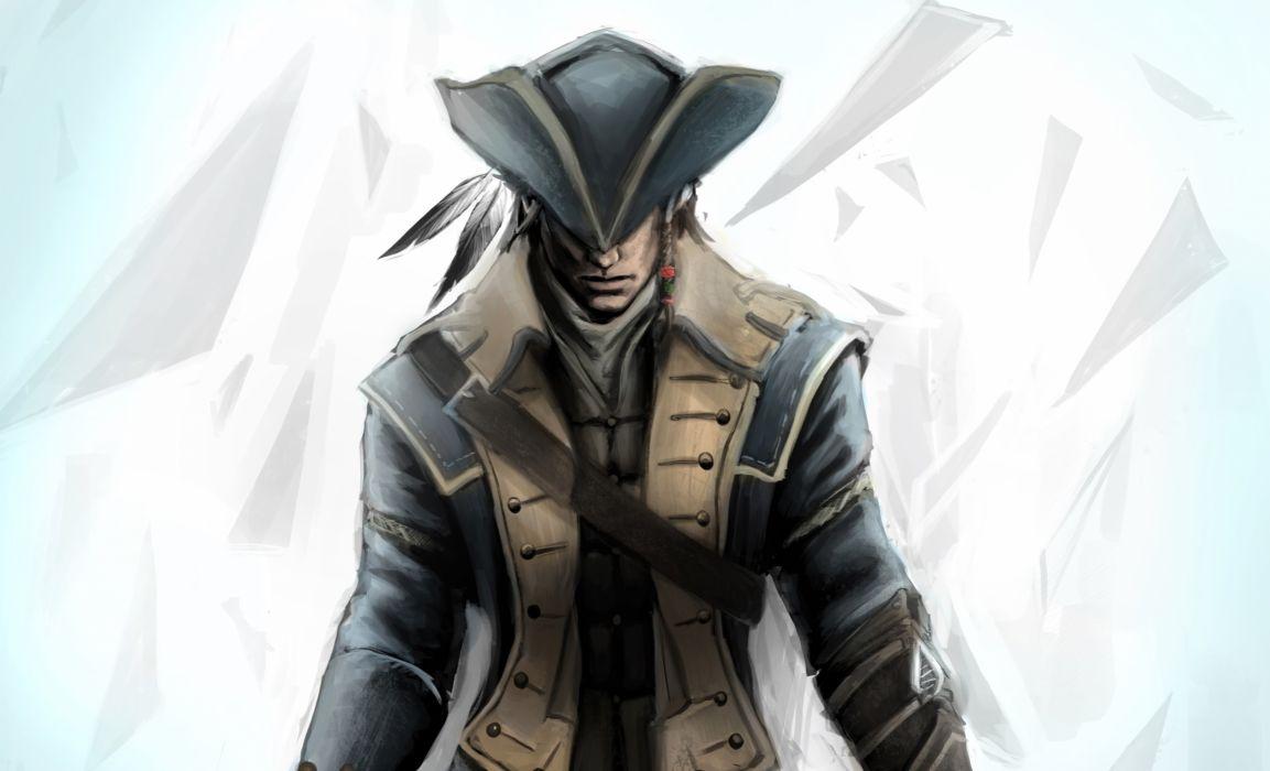 Assassins Creed Warrior Wall Game fantasy     g wallpaper