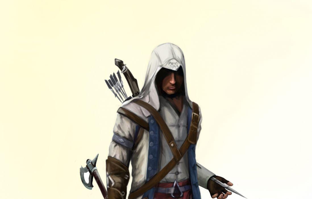 Assassins Creed Warrior Wall Game fantasy r wallpaper