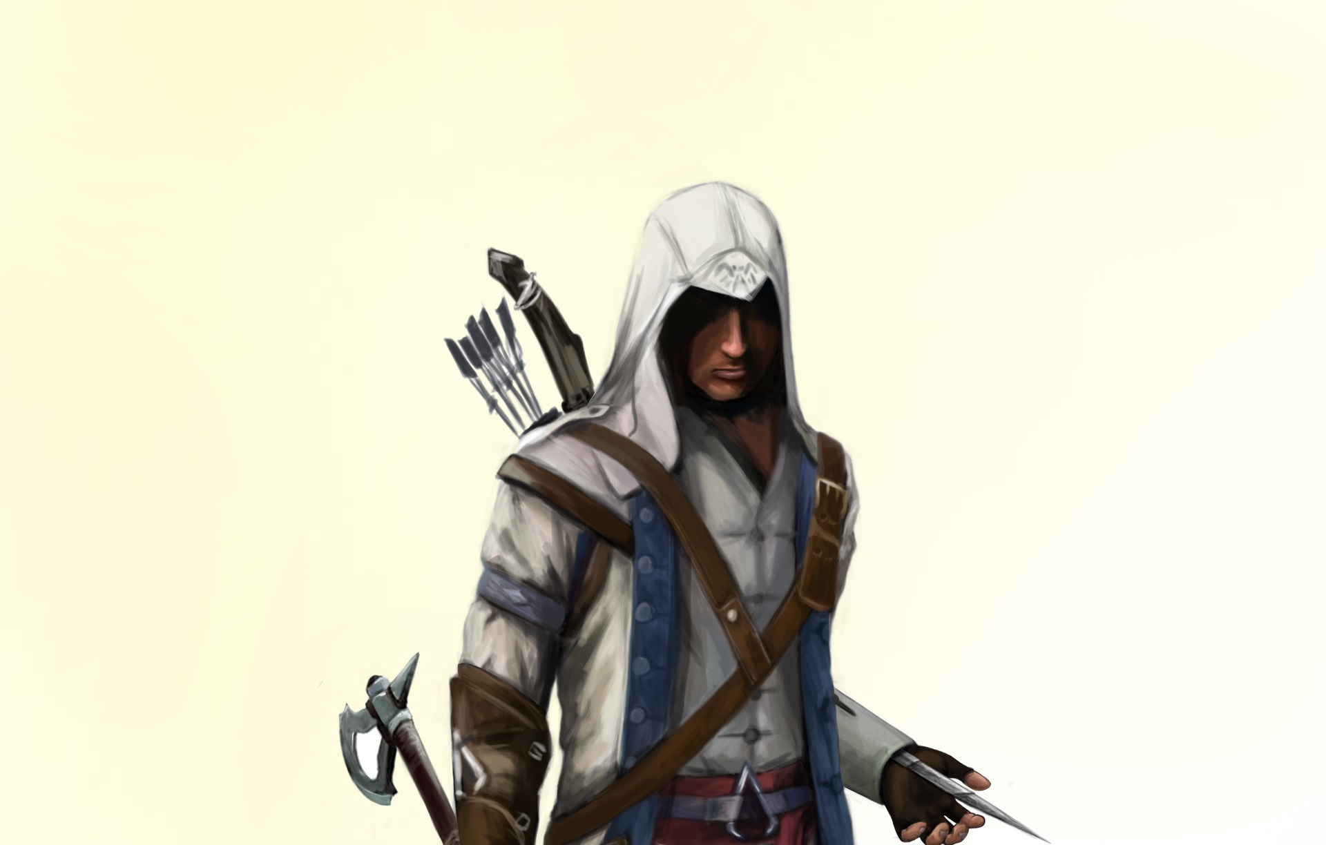 Assassins Creed Warrior Wall Game fantasy r wallpaper background