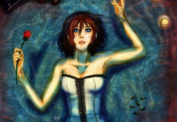 BioShock Infinite Elizabeth Games fantasy g wallpaper