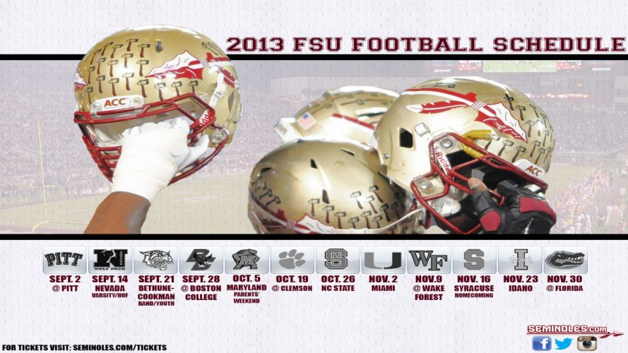 FORIDA STATE SEMINOLES college football (2) wallpaper