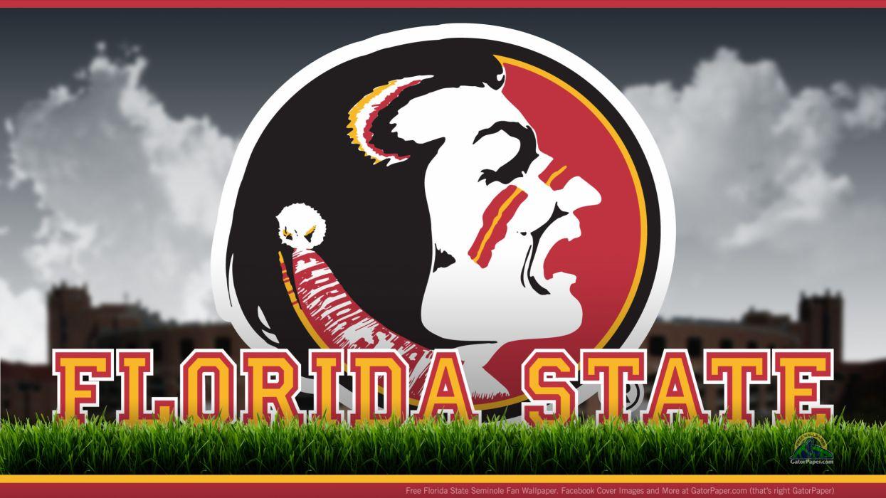 FORIDA STATE SEMINOLES college football (17) wallpaper