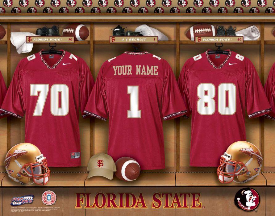 FORIDA STATE SEMINOLES college football (18) wallpaper