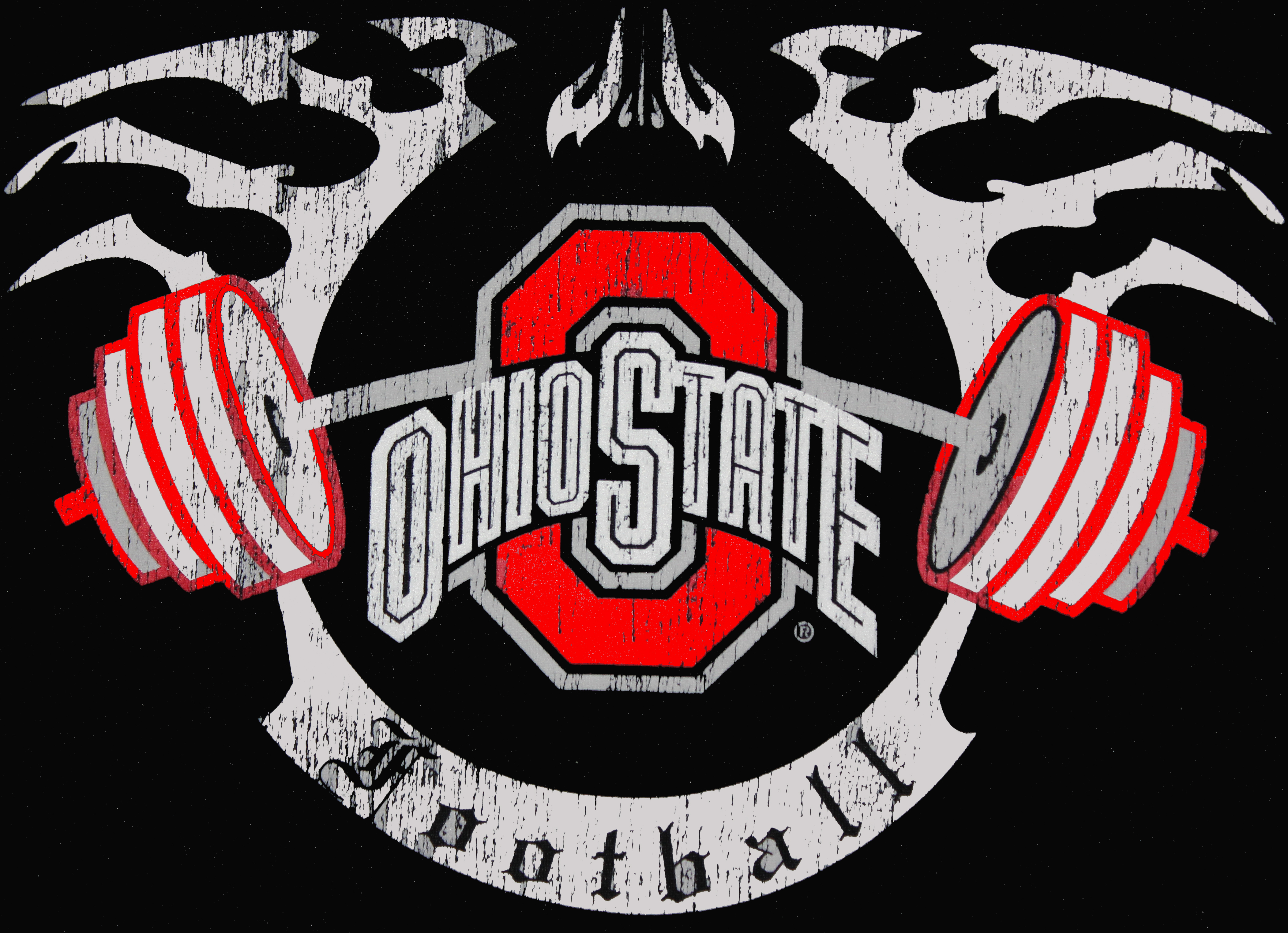 Ohio State Logo Wallpaper: OHIO STATE BUCKEYES College Football (4) Wallpaper