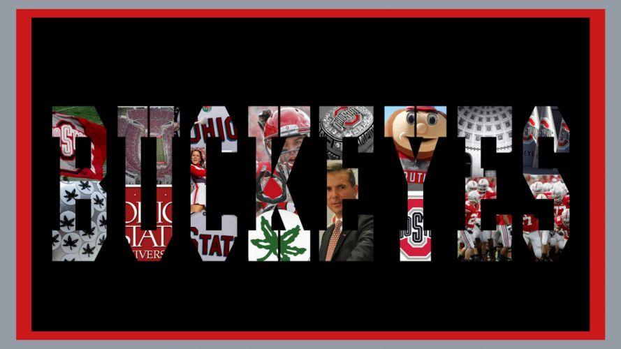 OHIO STATE BUCKEYES college football (7) wallpaper