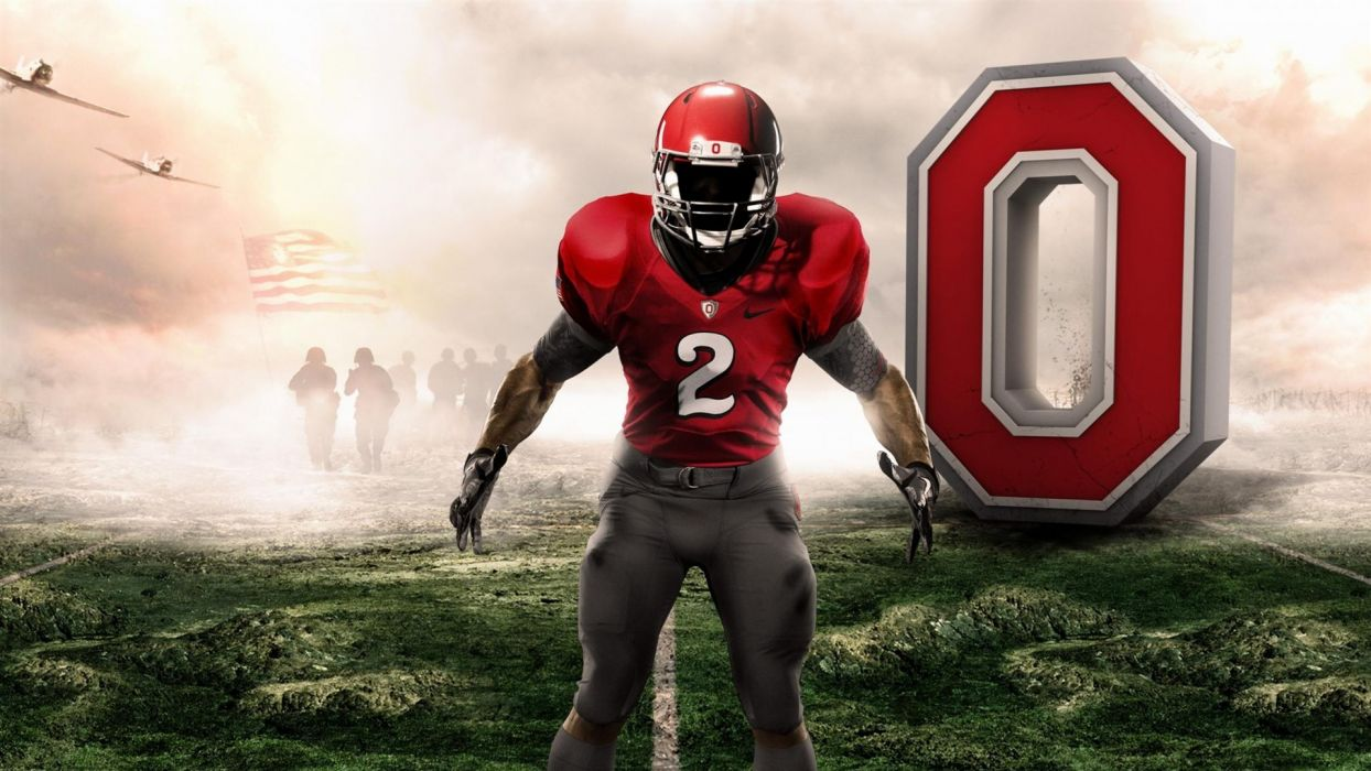 OHIO STATE BUCKEYES college football (11) wallpaper