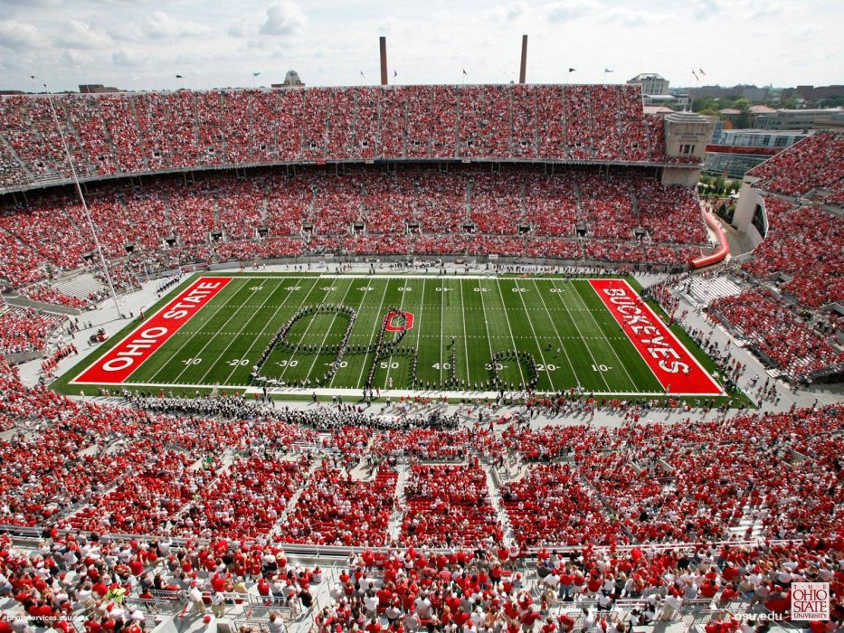 OHIO STATE BUCKEYES college football (12) wallpaper