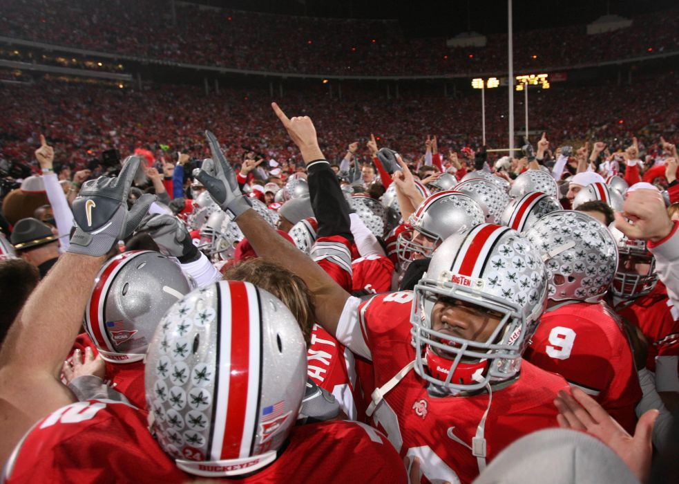 OHIO STATE BUCKEYES college football (24) wallpaper