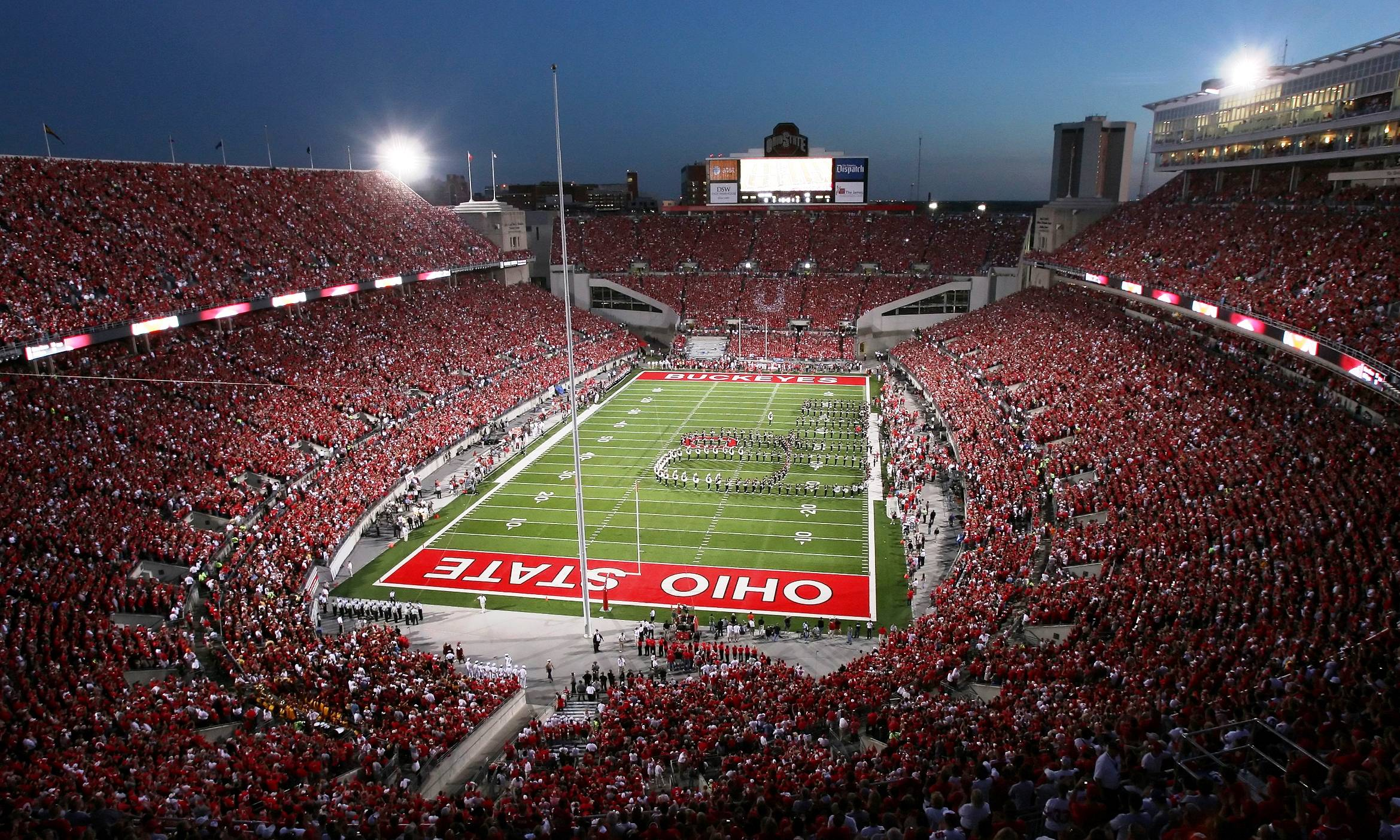 OHIO STATE BUCKEYES college football (23) wallpaper | 2339x1404 | 210990 | WallpaperUP