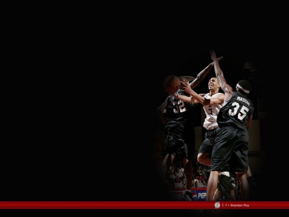 PORTLAND TRAIL BLAZERS nba basketball (9) wallpaper