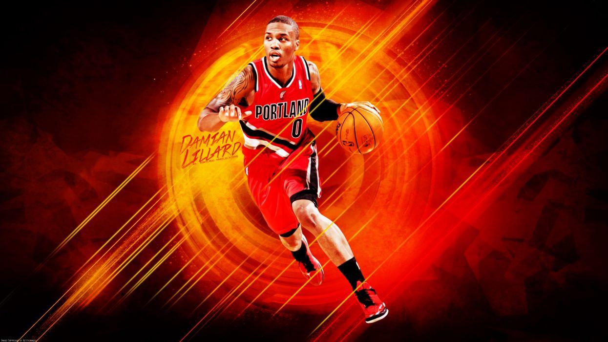 PORTLAND TRAIL BLAZERS nba basketball (17) wallpaper