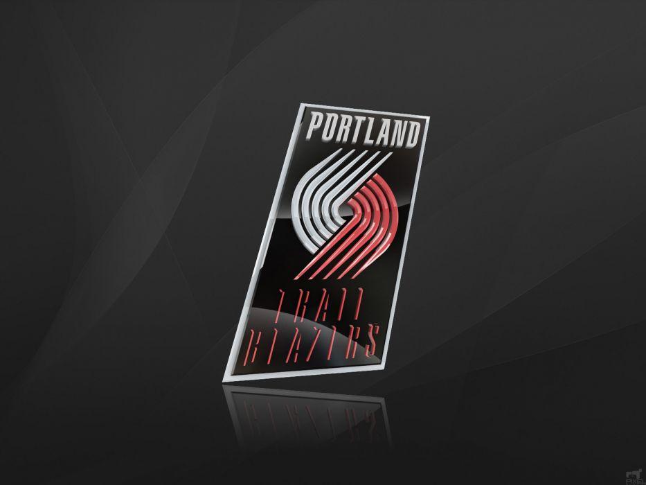 PORTLAND TRAIL BLAZERS nba basketball (30) wallpaper