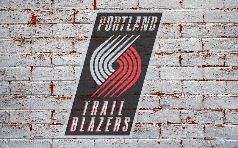 PORTLAND TRAIL BLAZERS nba basketball (37) wallpaper