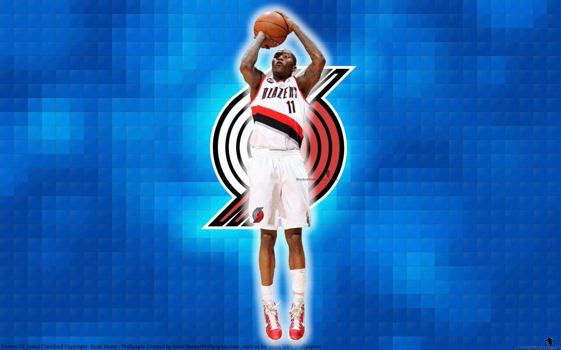 PORTLAND TRAIL BLAZERS nba basketball (38) wallpaper