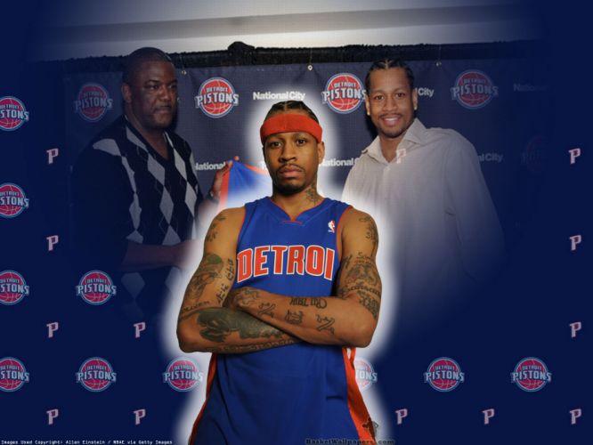 DETROIT PISTONS basketball nba (2) wallpaper