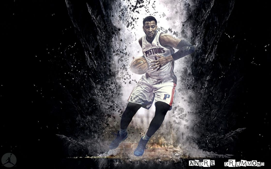 DETROIT PISTONS basketball nba (4) wallpaper