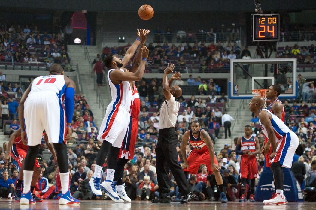 DETROIT PISTONS basketball nba (3) wallpaper