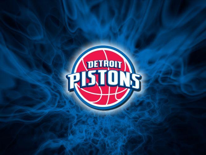 DETROIT PISTONS basketball nba (15) wallpaper