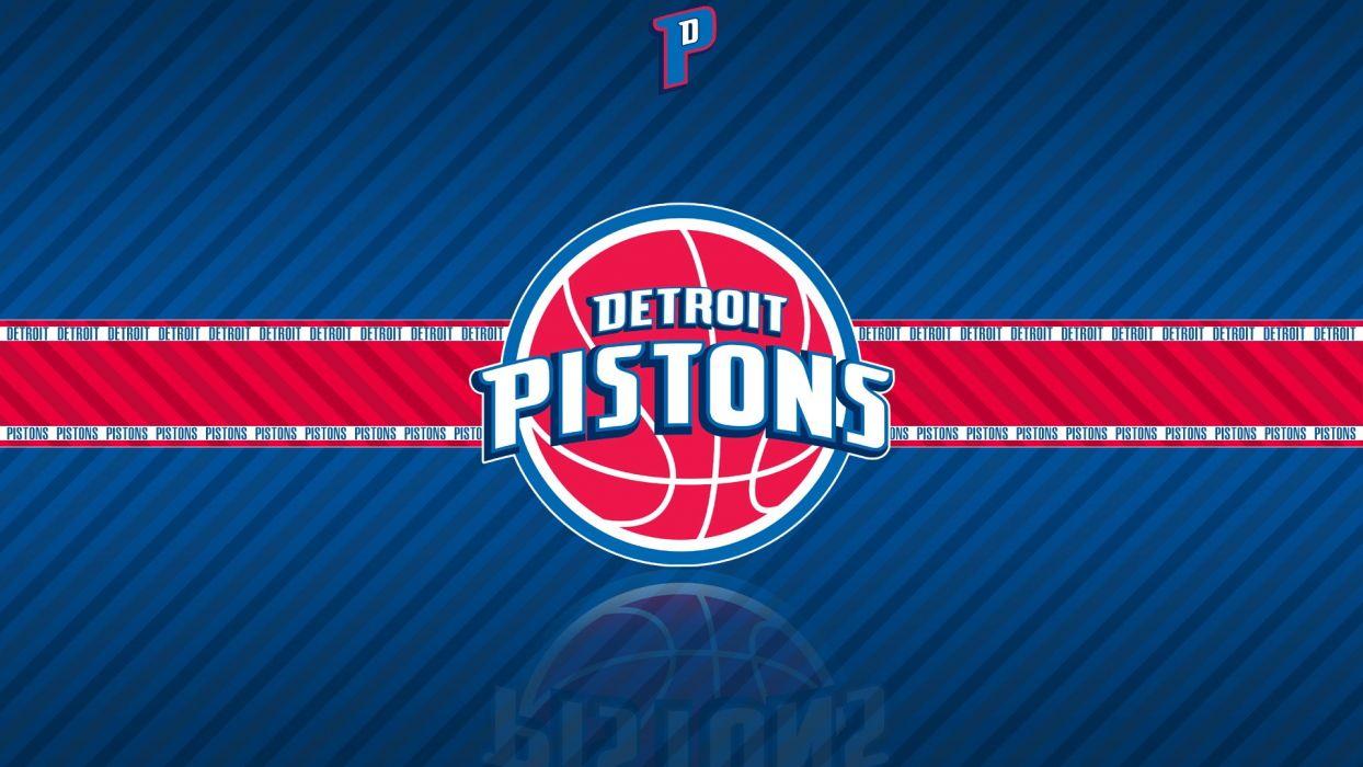 DETROIT PISTONS basketball nba (18) wallpaper