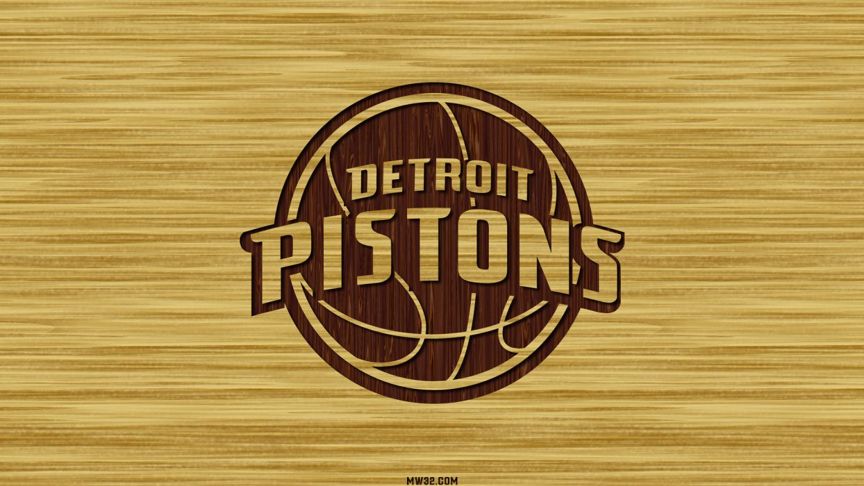 DETROIT PISTONS basketball nba (25) wallpaper