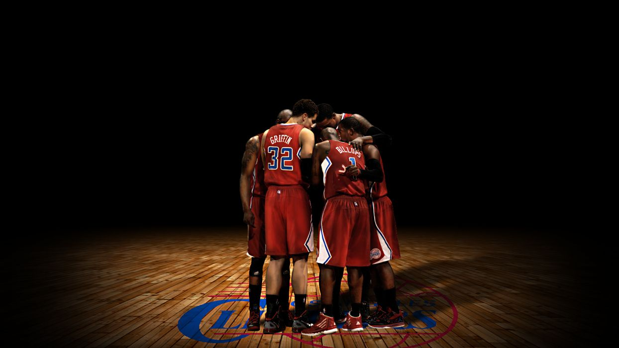 LOS ANGELES CLIPPERS Basketball Nba 2 Wallpaper