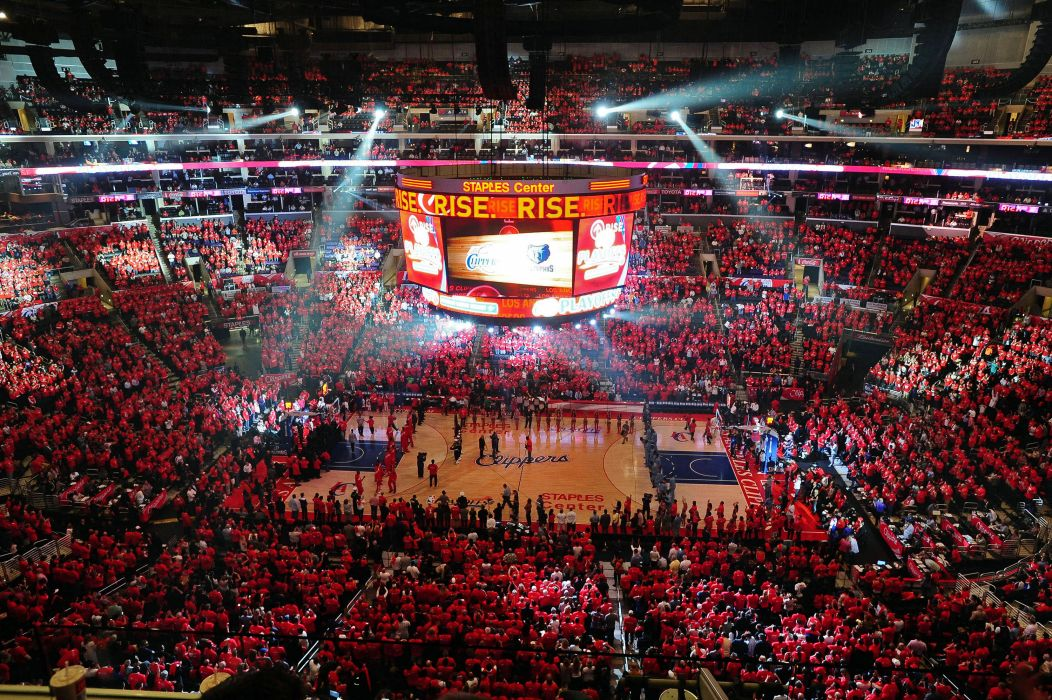 LOS ANGELES CLIPPERS Basketball Nba 26 Wallpaper