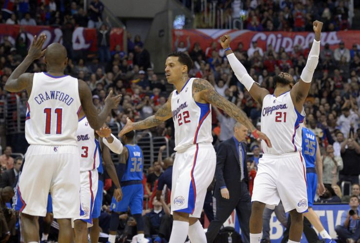 LOS ANGELES CLIPPERS basketball nba (40) wallpaper