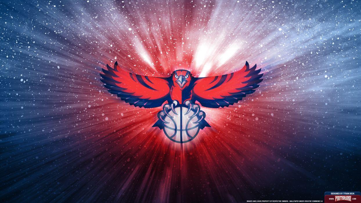 ATLANTA HAWKS nba basketball (9) wallpaper
