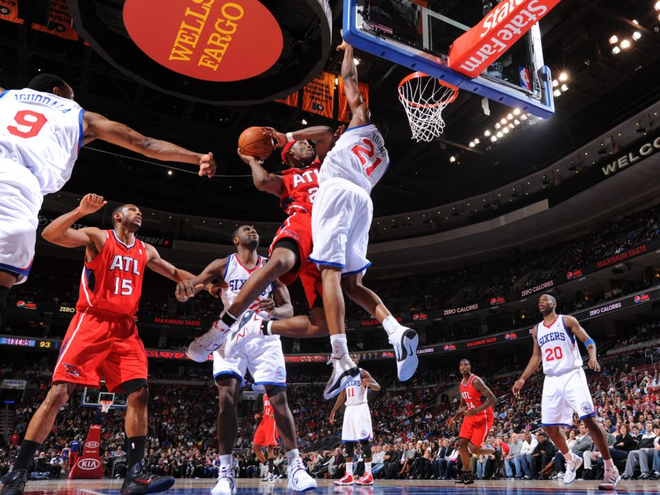 ATLANTA HAWKS nba basketball (12) wallpaper