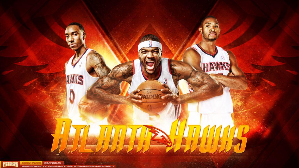 ATLANTA HAWKS nba basketball (10) wallpaper