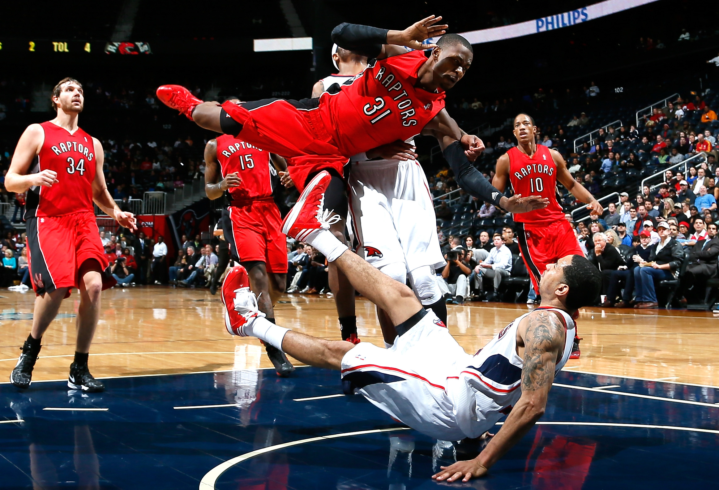 basketball toronto