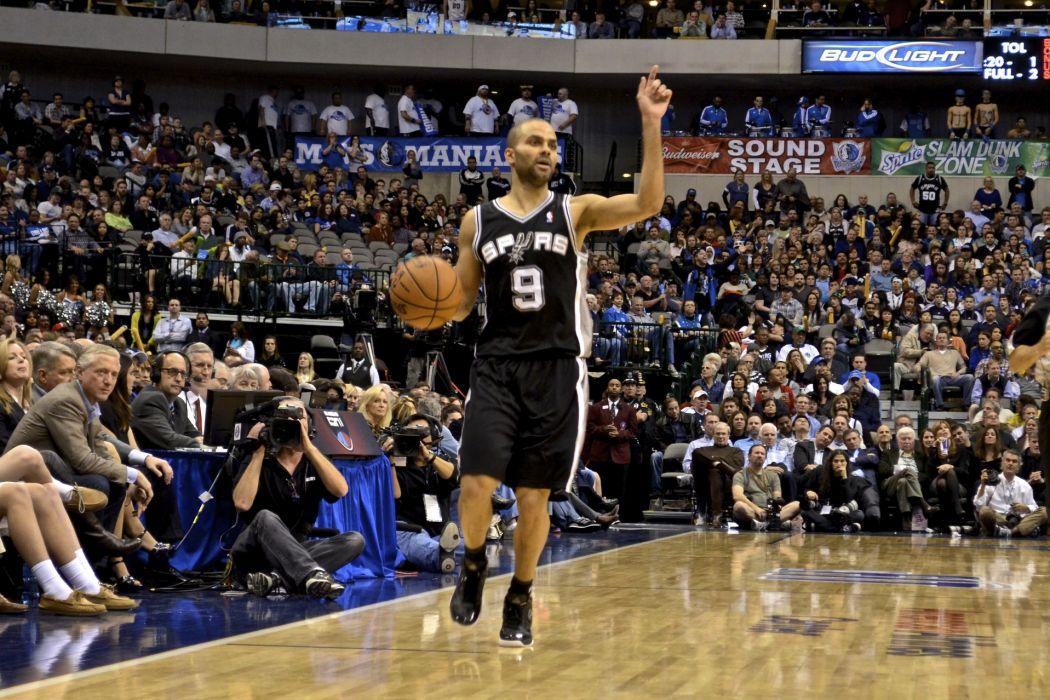 SAN ANTONIO SPURS basketball nba (7) wallpaper