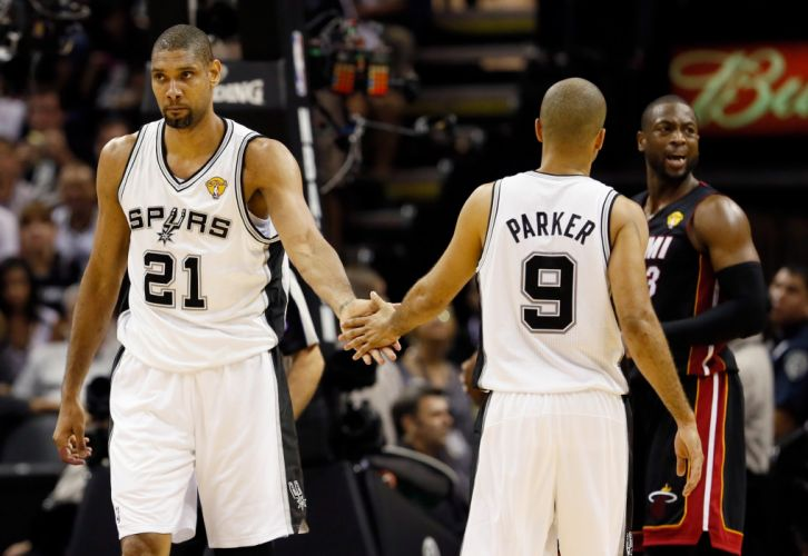 SAN ANTONIO SPURS basketball nba (8) wallpaper