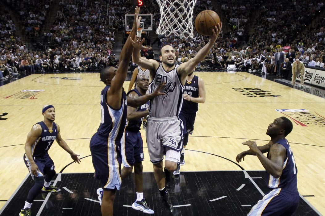 SAN ANTONIO SPURS basketball nba (9) wallpaper
