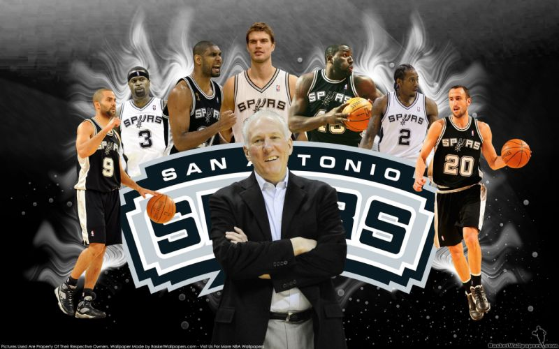 SAN ANTONIO SPURS basketball nba (21) wallpaper