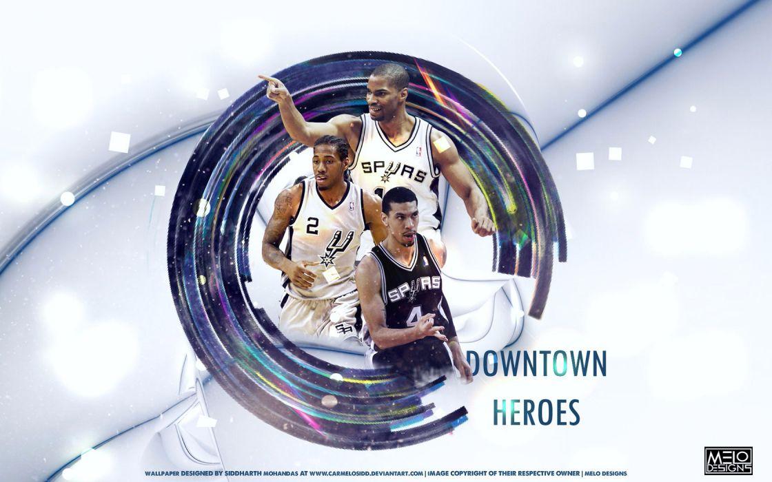 SAN ANTONIO SPURS basketball nba (22) wallpaper