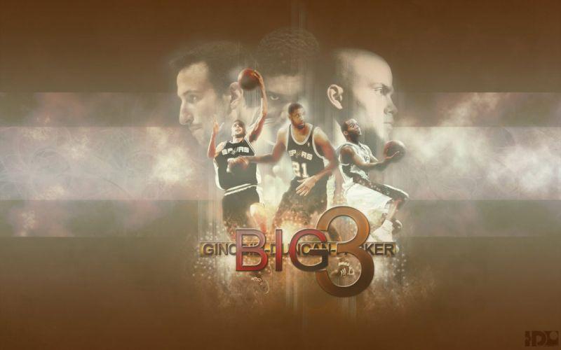 SAN ANTONIO SPURS basketball nba (23) wallpaper