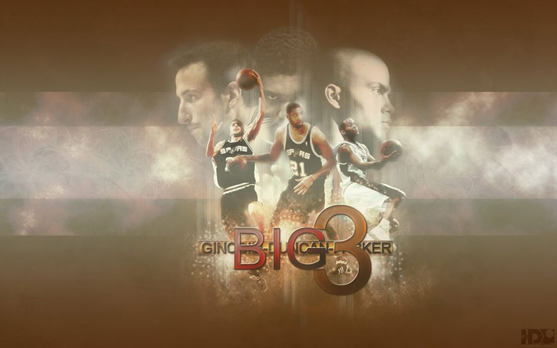 SAN ANTONIO SPURS basketball nba (23) wallpaper
