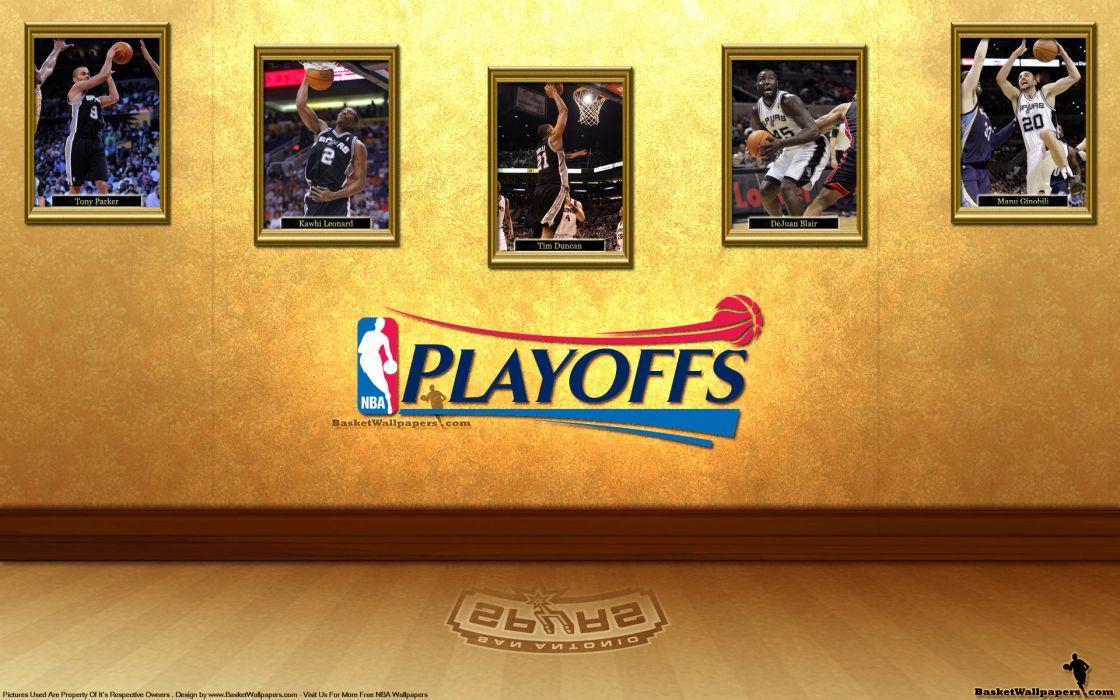 SAN ANTONIO SPURS basketball nba (31) wallpaper