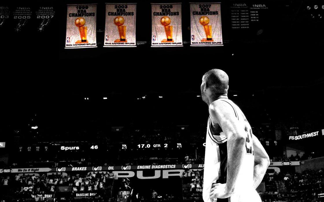 SAN ANTONIO SPURS basketball nba (34) wallpaper