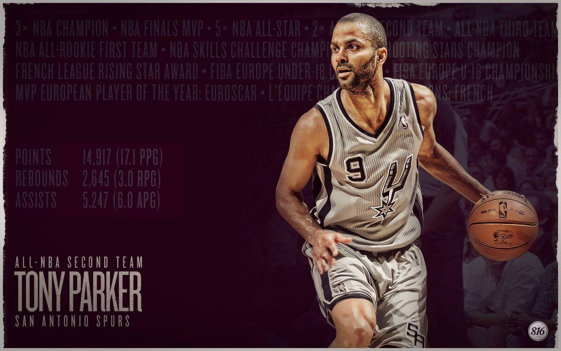 SAN ANTONIO SPURS basketball nba (50) wallpaper