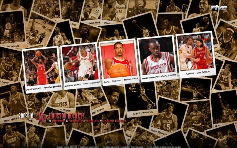 HOUSTON ROCKETS basketball nba (26) wallpaper