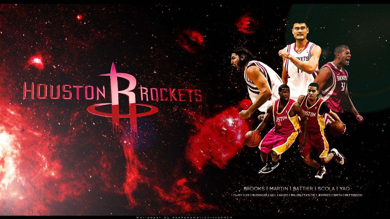 HOUSTON ROCKETS basketball nba (27) wallpaper