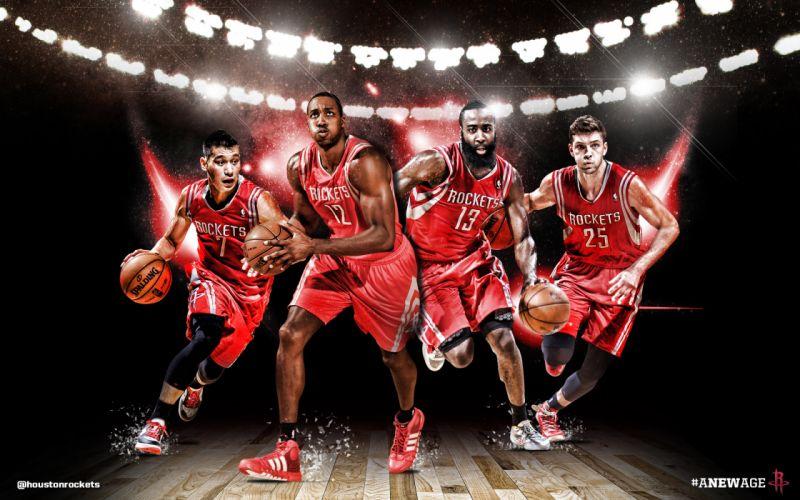 HOUSTON ROCKETS basketball nba (29) wallpaper
